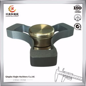 Precision Machining Steel Construction Machinery Parts Factory pictures & photos