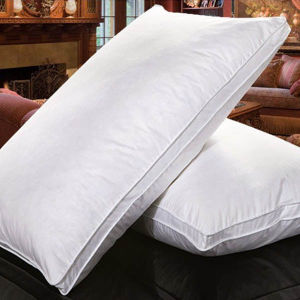 High Quality 5 Star Hotel Feather Pillow Insert for Hotel pictures & photos
