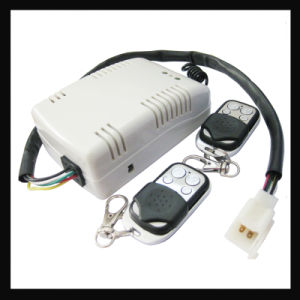 Hot Sale 4 Channel Transmitter and Receiver for Auto Gate/Garage/Car Ect. pictures & photos