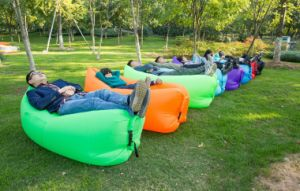 Hot Sell Travel Outdoor Inflatable Lounge pictures & photos