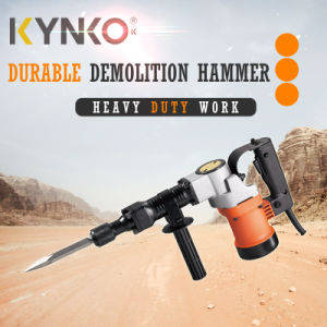 Kynko Powerful Demolition Hammer-Kd23