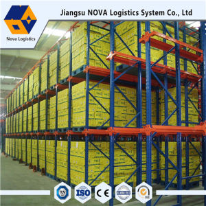 Powder Coating High Density Drive in Rack From Nova Logistics pictures & photos