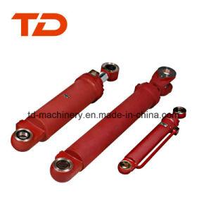 Jcb Js70 Js110 Excavator Parts Hydraulic Cylinder Bucket Cylinder Hydraulic  Boom/Arm Cylinder