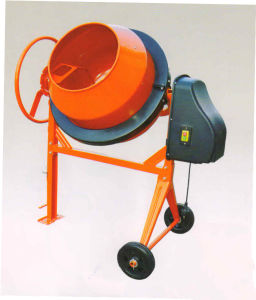 Professional Wheel Barrow Type Concrete Mixer pictures & photos