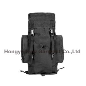 Professional Durable Large Capacity Nylon Military Hiking Backpack (HY-B050)