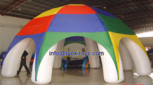 Brend New Inflatable Tent with Blower (A732)