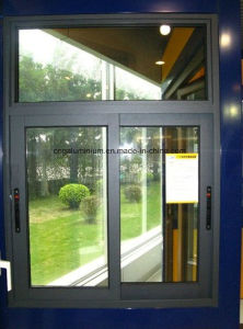 Aluminium Sliding Window Designs pictures & photos