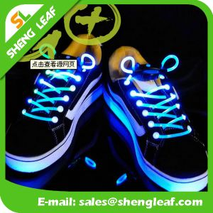 Hot Sale LED Special Dancing Promotional Shoelace (SLF-NS004)