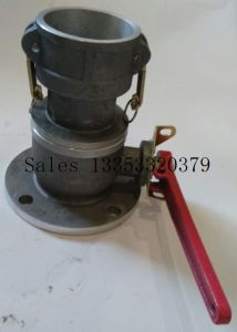 Aluminum Alloy Nonreturn Ball Valve Female pictures & photos