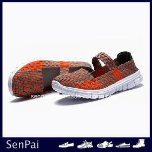 China Slip on Cheap Women Summer Shoes