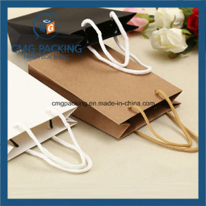 Custom Printing Paper Bag for Garment Packaging pictures & photos