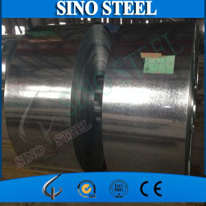 Prime Zero Spangle Hot Dipped Galvanized Steel Strip for Channel pictures & photos