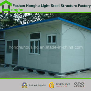Fast Assembling Low Cost Prefabricated House Home Prefab K House pictures & photos