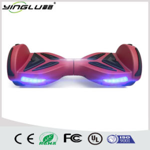 China Ce Fcc Ul Rohs Certificate Electric Scooter Without Handle Bar Self Balancing E