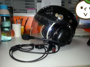 Paramotor Helmet Headset with High Noise Cancelling pictures & photos