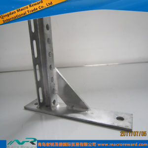 ASTM DIN Steel Strut Channel Bracket pictures & photos