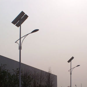 24W Solar LED Street Light with 5 Years Experience pictures & photos