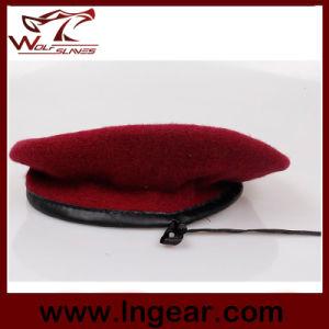 Military Beret Army Beret Red Beret 100% Wool Beret