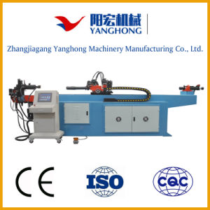 CNC Servo Motor Drive Mandrel Pipe Bending Machine for Your Special Bending Requirement.