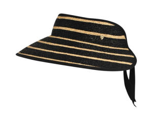 2016 Great Design Fashion Straw Strip Hat Sun Visor Cap pictures & photos