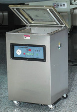 Single Chamber (Table Type) Vacuum Packer for Vacuum Packaging (Grt-Dz400b pictures & photos