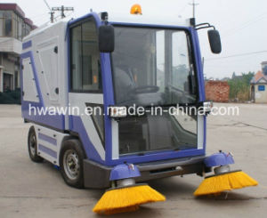 Vacuum Cleaner Machine Road Sweeper (HW-S2000) pictures & photos