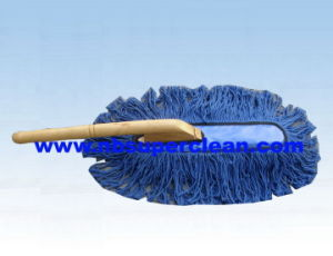 Ood Handle Delux Cotton Yarn Car Cleaning Dusters (CN1108) pictures & photos