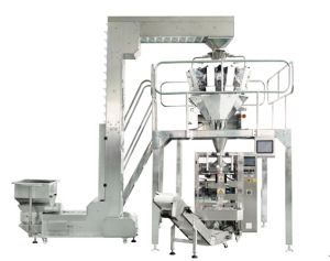 Automatic Grain or Powder Weighing and Packing Machine System pictures & photos