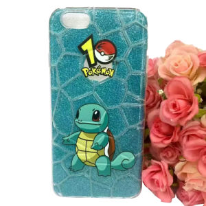 Hot Sale 3D Pokemon Go Pikachu TPU Phone Case