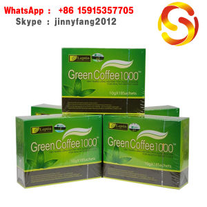 Leptin Green Slimming Coffee 1000 pictures & photos