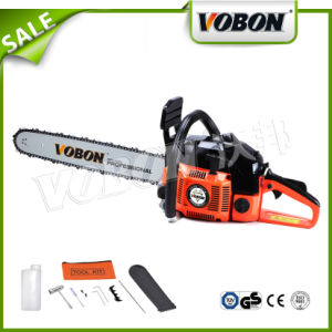 Best Quality Professiona Mcdillen Gas Chainsaw/6200/62cc Chain Saw pictures & photos