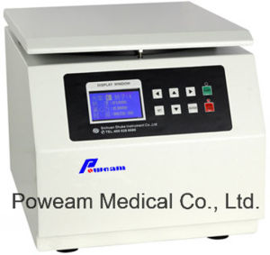 CE Approved Low Speed Laboratory Medical Centrifuge (B5) pictures & photos