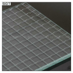 4mm-12mm Clear Float Wired Glass pictures & photos