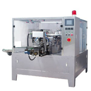 Automatic Rotary Food Packing Machine for Double Filling pictures & photos