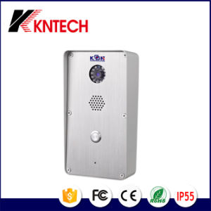 Knzd-47 Video Door Phone with Camera Video Intercom pictures & photos