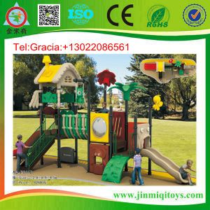 Outdoor Playground Toys, Outdoor Playsets, Kindergarten Playground Jmq-P041b