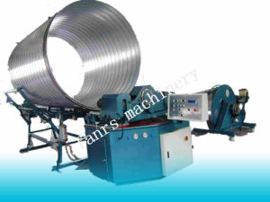 F1600 Spiral Tube Forming Machine with Photoelectric Tracking System pictures & photos