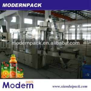 Drink Hot Filling Equipment/Tea Fruit Juice Beverage Filling Machine pictures & photos