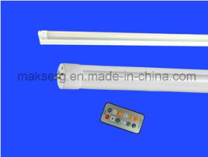 Colour Adjustable Remote Control LED Interior Tube Lamp Hy-T8-12-22-IR pictures & photos