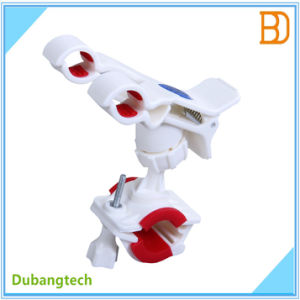 S031-1 360 Degree Rotating White Motorcycle Bicycle Holders