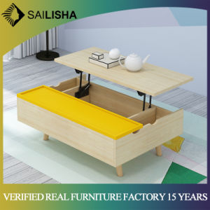 Modern Coffee Table Lifting Tea Table Folding Home Furniture
