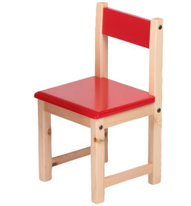Children Chair Wooden Chair Children Study Chair (M X1076)