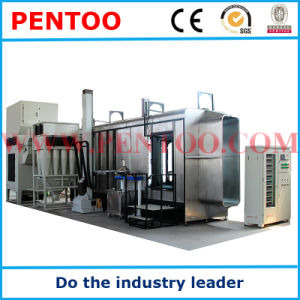 Powder Coating Machine with Recovery System in Powder Coating Line pictures & photos