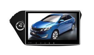 Android 4.1 GPS Car DVD Player for Kia K2 (HD1022)