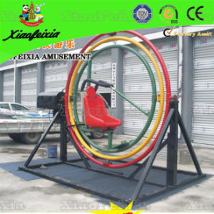 Single Electric Human Gyroscope for Sale (LG098) pictures & photos