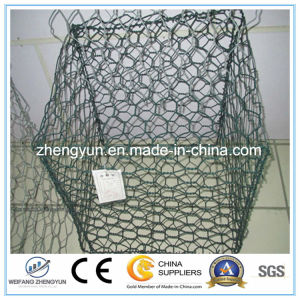 Hot DIP Galvanized Welded Gabion Basket/Gabion Box