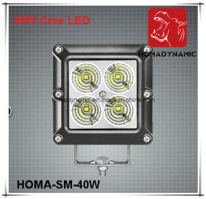 4 Inch 40W LED Work Light CREE LED Driving Light pictures & photos