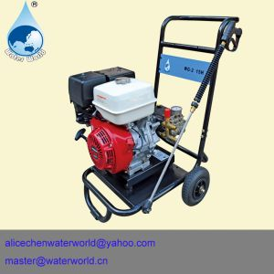 High Pressure Gasoline Washer With Honda Engine