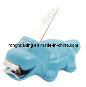 N-602s-1 Baby Nail Clipper in Cute Animal Shape pictures & photos