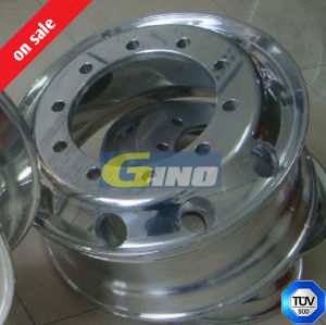 22.5 Aluminum Wheel, Alloy Truck Wheel, Truck Alloy Wheel (22.5X13.0, 24.5X8.25)
